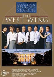West Wing, The - Season 02