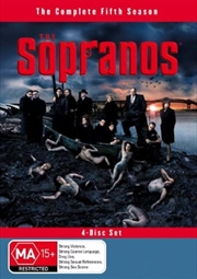 Sopranos - Season 5 | DVD