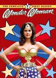 Wonder Woman - Season 01
