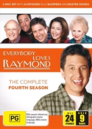 Everybody Loves Raymond - Season 04