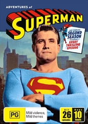 Adventures Of Superman - Season 02