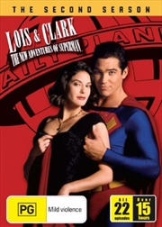 Lois & Clark: The New Adventures Of Superman - Season 2