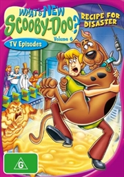 What's New Scooby Doo? Vol 6 Recipe For Disaster
