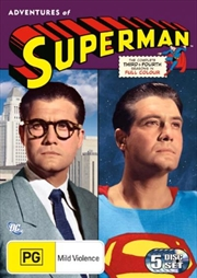 Adventures Of Superman - Season 03 and 04