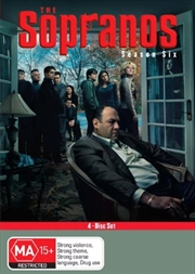 Sopranos - Season 6 Part 1 | DVD