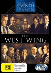 West Wing, The - Season 07 | DVD