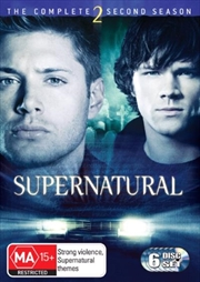 Supernatural - Season 2 | DVD
