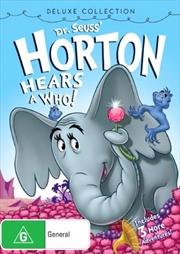 Dr Seuss' Horton Hears A Who! Deluxe Collection | DVD