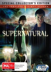 Supernatural - Season 1 | DVD