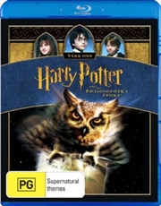 Harry Potter and the Philosopher's Stone | Blu-ray