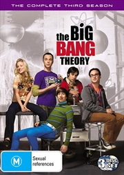 Big Bang Theory - Season 3, The | DVD