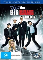Big Bang Theory - Season 4, The | DVD