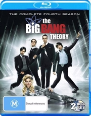 Big Bang Theory - Season 4, The