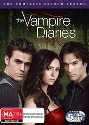 Vampire Diaries - Season 2 | DVD