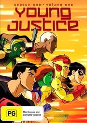 Young Justice - Season 1 - Vol 1