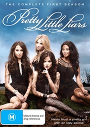 Pretty Little Liars - Season 1 | DVD