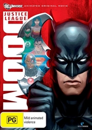 Justice League - Doom
