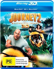 Journey 2 - The Mysterious Island | 3D Blu-ray