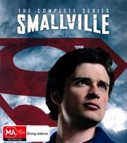 Smallville - Season 1-10 | Boxset | DVD