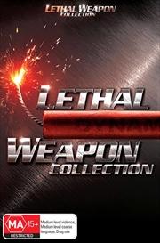 Lethal Weapon Box Set | DVD