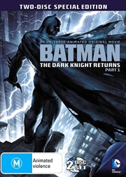 Batman - Dark Knight Returns - Part 1