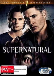 Supernatural - Season 7 | DVD