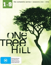 One Tree Hill - Season 1-9 | Boxset | DVD