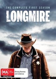 Longmire - Season 1 | DVD