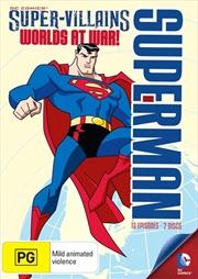 Superman - Super Villains