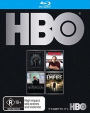 HBO Starter | Boxset | Blu-ray