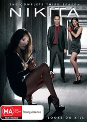 Nikita - Season 3 | DVD