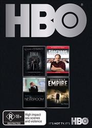 HBO Starter   Boxset   DVD