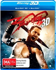 300 - Rise Of An Empire | 3D + 2D Blu-ray