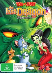 Tom And Jerry - Lost Dragon | DVD