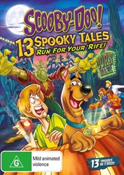Scooby Doo - Run For Your 'rife!