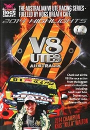 V8 Utes Australia - Championship 2014 Series Highlights | DVD