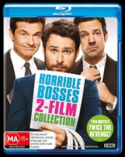 Horrible Bosses / Horrible Bosses 2 | UV - Double Pack