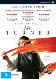 Mr. Turner | DVD