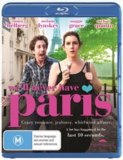 We'll Never Have Paris | Blu-ray