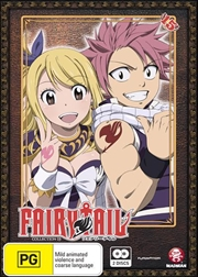 Fairy Tail - Collection 15 - Eps 165-175 | DVD