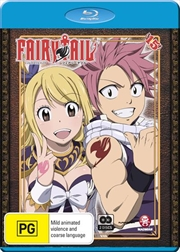 Fairy Tail - Collection 15 - Eps 165-175 | Blu-ray