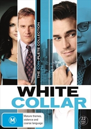 White Collar - Complete Collection | DVD