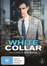 White Collar - Season 6 | DVD
