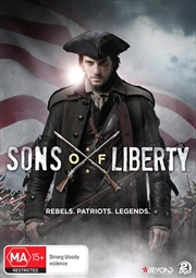 Sons Of Liberty | DVD