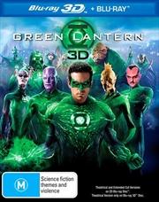 Green Lantern | 3D Blu-ray