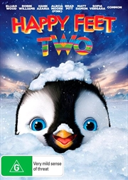 Happy Feet Two | DVD