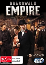 Boardwalk Empire - Season 2 | DVD