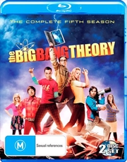 Big Bang Theory - Season 5, The