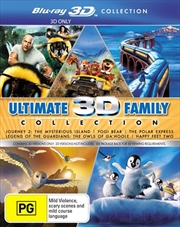 Ultimate Family | 3D Blu-ray - Boxset