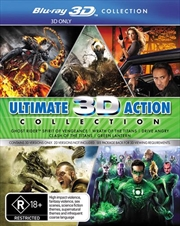 Ultimate Boys | 3D Blu-ray - Boxset
